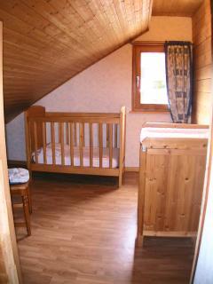La chambre bébé