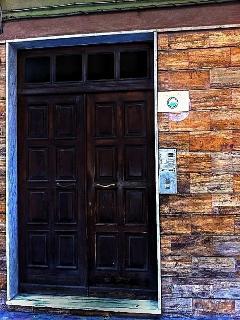 Entrata B&B le terrazze sul mare Melito di Porto Salvo