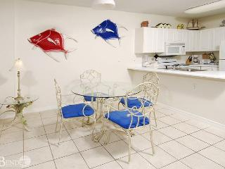Caribbean 202 ~ Bright and Beachy Beachfront Condo~Bender Vacation Rentals, Gulf Shores