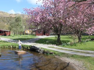 Fisherground Lodges, Eskdale, Lake District