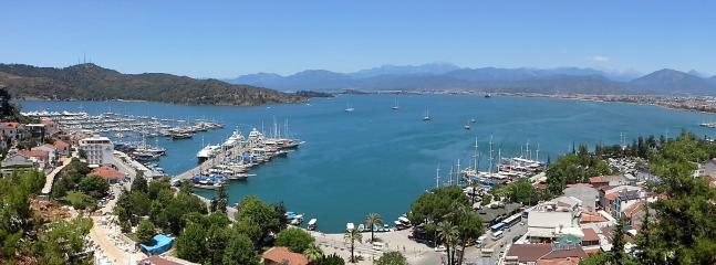 Beautiful Fethiye Bay