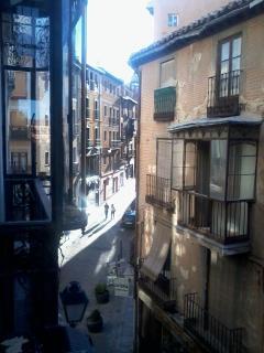 Vistas a la calle de La Plata