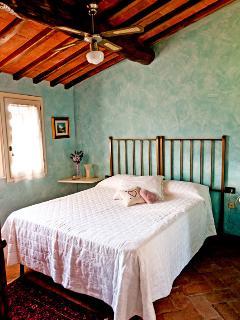 Double bedroom - Villa Il Colle di Sotto