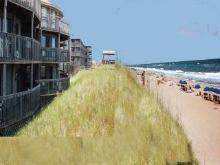 Oceanfront 1 Bedroom Outer Banks Beach Club Resort, Kill Devil Hills