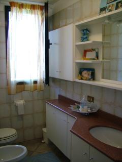 bagno stanze 1 e 2 primo piano