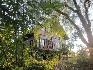 Romantic cosy log cabin nr Kalkan, Fethiye
