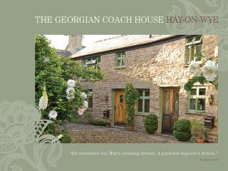 Hideaways In Hay : Romantic Luxury Holiday Cottage, Hay-on-Wye