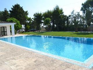 villa pietra grossa, piscina ,prato,4-6-9 ospiti, Novoli