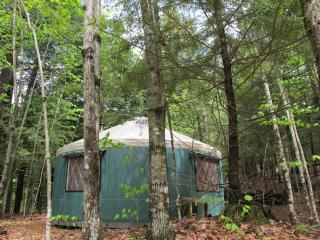 Mountain Brook Yurt Off-The-Grid Retreat