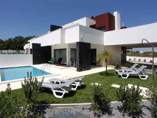 Contemporary Villa with Pool, Garden and Parking