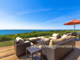 HERGM - Outstanding Waterfront Home, Magnificent Waterviews, Private Association Beaches, Newly Furnished, West Tisbury