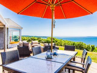 HERGM - Outstanding Waterfront Home, Magnificent Waterviews, Private, West Tisbury