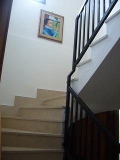 scale per accedere al piano notte