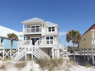 Newly Renovated 4BR-3BA Beachfront Vacation Rental on Cape San Blas