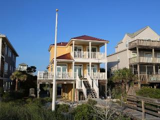 Upscale Gulf Front Home on Cape San Blas