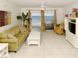 Caribbean 402~Great Views,Beachfront Condo,Tile Floor~Bender Vacation Rentals, Gulf Shores