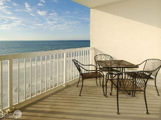 Awesome Gulf Views, Beachfront Condo~ Pet Friendly ~Bender Vacation Rentals