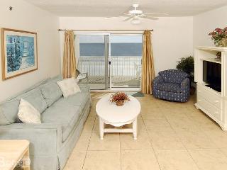 Caribbean 404~W. Corner Beachfront Condo, Great Views~Bender Vacation Rentals, Gulf Shores