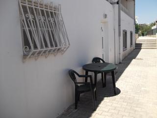 Exterior area