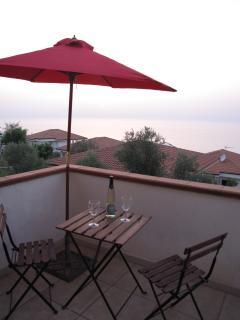 Bella Vista Balcony From Living Area
