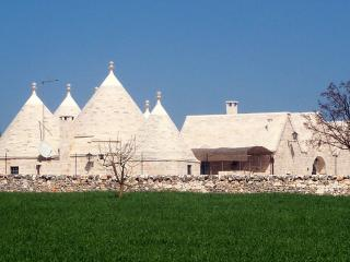 TRULLO BELLAVISTA POOL WIFI, Locorotondo