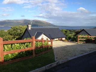 Carlingford Cottage - luxury holiday home with views over Carlingford Lough and The Mourne Mountains