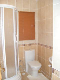 en suite bathroom for second bedroom