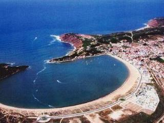 Salir  and sao Martinho Bay