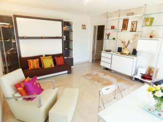 Cute studio quite area sea overview Cannes PR57
