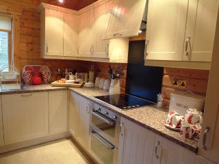 Kitchen cabin one