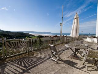3 Narracott : Fantastic views,4 minutes bed to beach