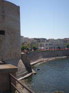 Walls and Towers of the old Town