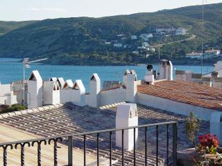 TERRACE  SEA VIEW-AC IN CENTRE CADAQUES- (HUTG-001305-36)