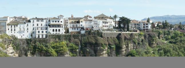 Ronda from near the bullring