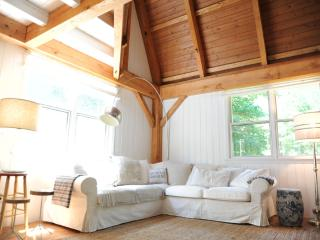 Hamptons Lofty Beach Barn - Pet Friendly, Water Mill
