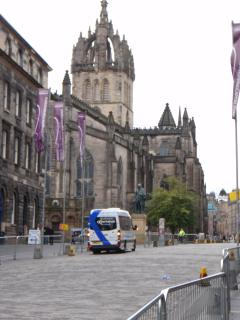 Royal Mile Location
