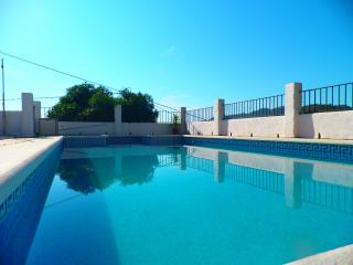 Casa Colina Bed & Breakfast, Comares, Orange Suite