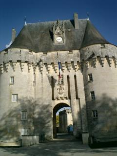 Chateaux at Jonzac