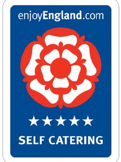 Awarded 5* rating by Visit Britain for 2012/2013