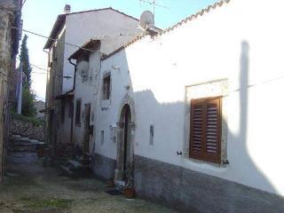 Borgo medioevale di Pacentro AQ Abruzzo Italia