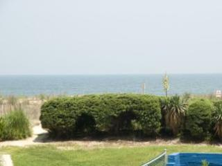 view of the ocean from the property