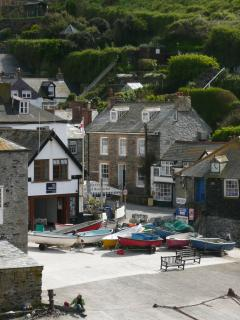 Port Isaac. Home of Doc Martin!