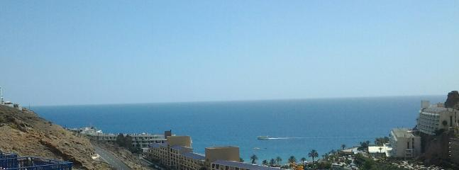 Another terrace view of the ocean