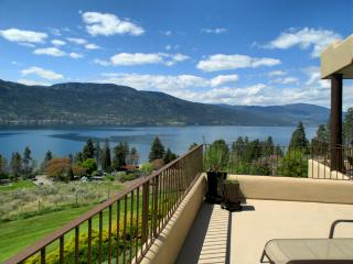 Casa del Sol  West Facing View, Okanagan Falls