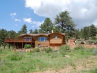High Pines Cabin, Estes Park