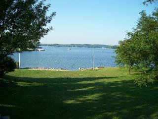 Lake View from house