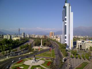 luxury apartment for tourists, Santiago