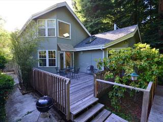 Hilltop House of Arcata - Large & Open 2 story, 2 bedroom home sleeps 7!