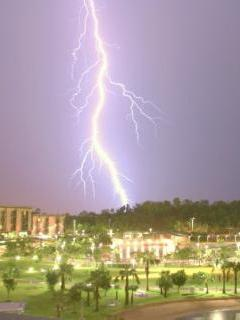 Famous Lightning Storms!