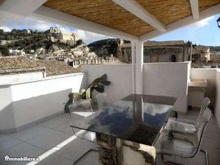 Casa siciliana e terrazza 2, Scicli